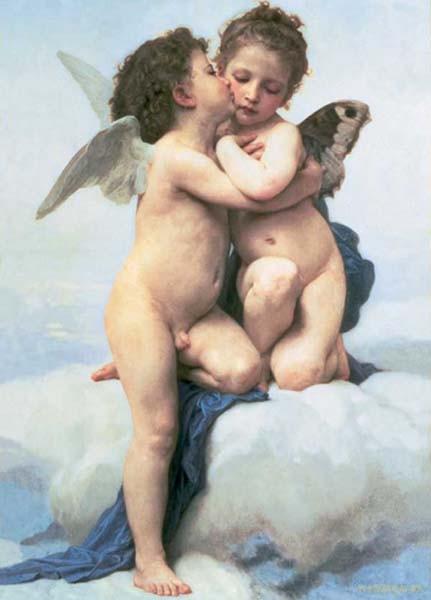 Puzzle Ravensburger Amor y Psiche de 1500 Piezas