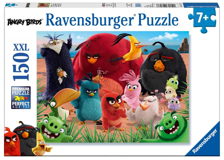 Puzzle Ravensburger Angry Birds XXL de 150 Piezas