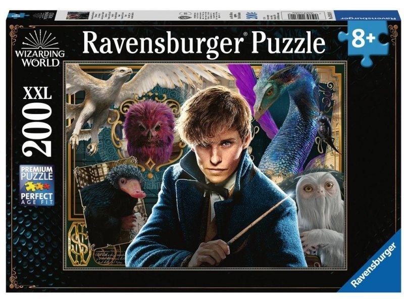 Puzzle Ravensburger Animales Fantásticos de 200 Piezas
