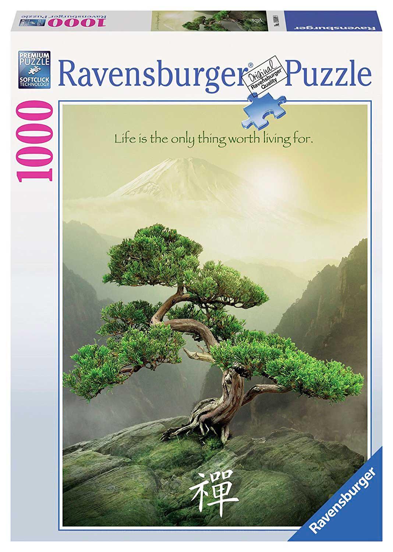 Puzzle Ravensburger Arbol Zen de 1000 Piezas