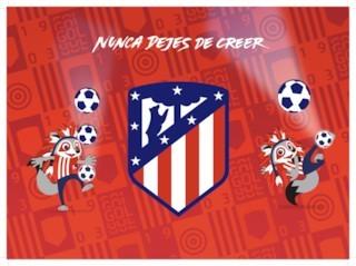 Puzzle Ravensburger Atlético Madrid, No Dejes de Soñar 200 Pzas