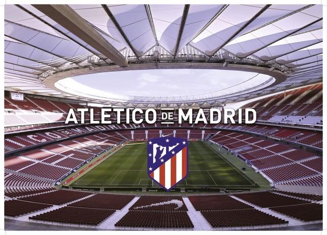 Puzzle Ravensburger Atlético Madrid, Estadio Wanda 1000 Piezas