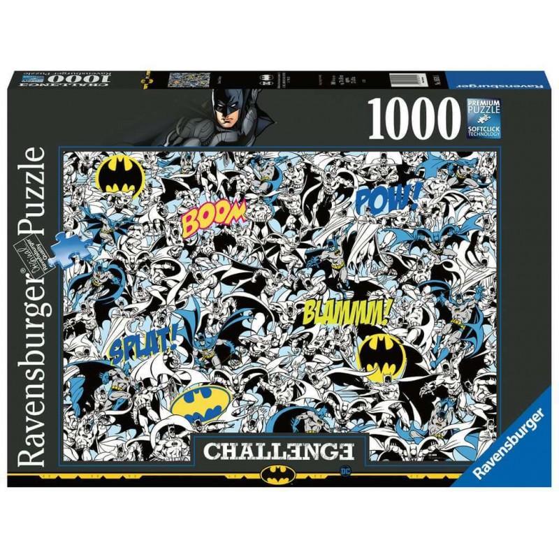 Puzzle Ravensburger Batman Challenge 1000 Piezas