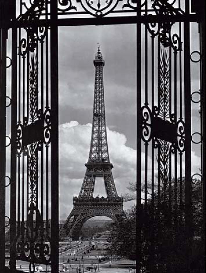 Puzzle Ravensburger Bienvenido a París de 1500 Piezas