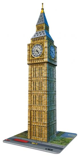 Puzzle Ravensburger Big Ben 3D 3D 216 Piezas