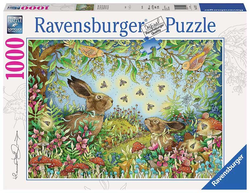 Puzzle Ravensburger Bosque Mágico de 1000 Piezas