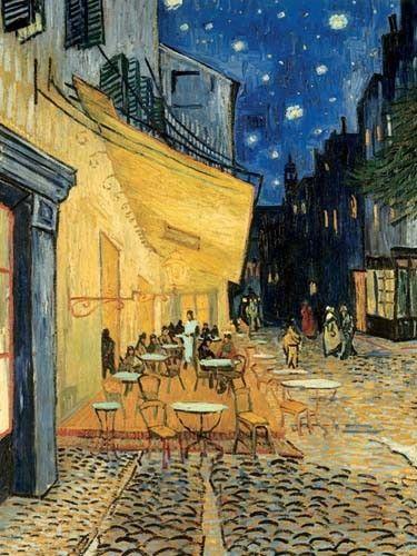 Puzzle Ravensburger Café de Noche  de 1000 Piezas