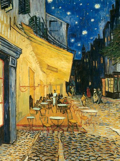 Puzzle Ravensburger Café de Noche de 1500 Piezas