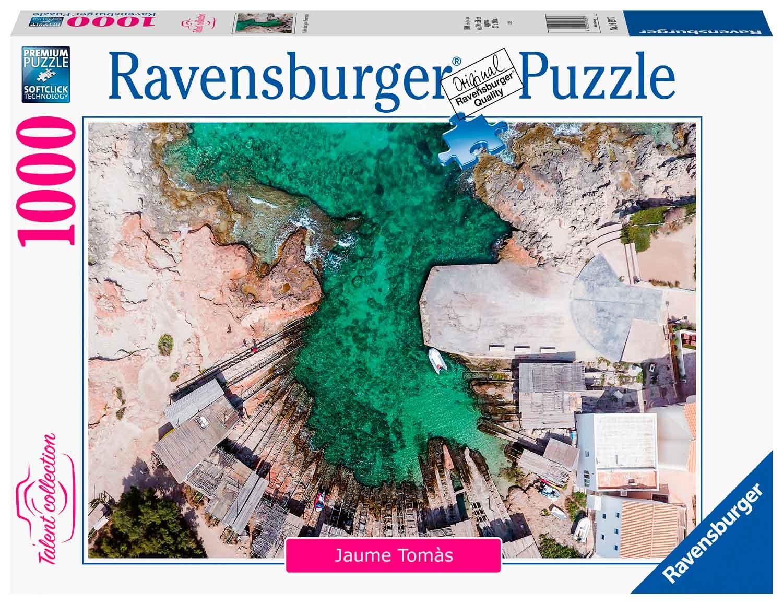 Puzzle Ravensburger Cala de San Agustín de 1000 Piezas