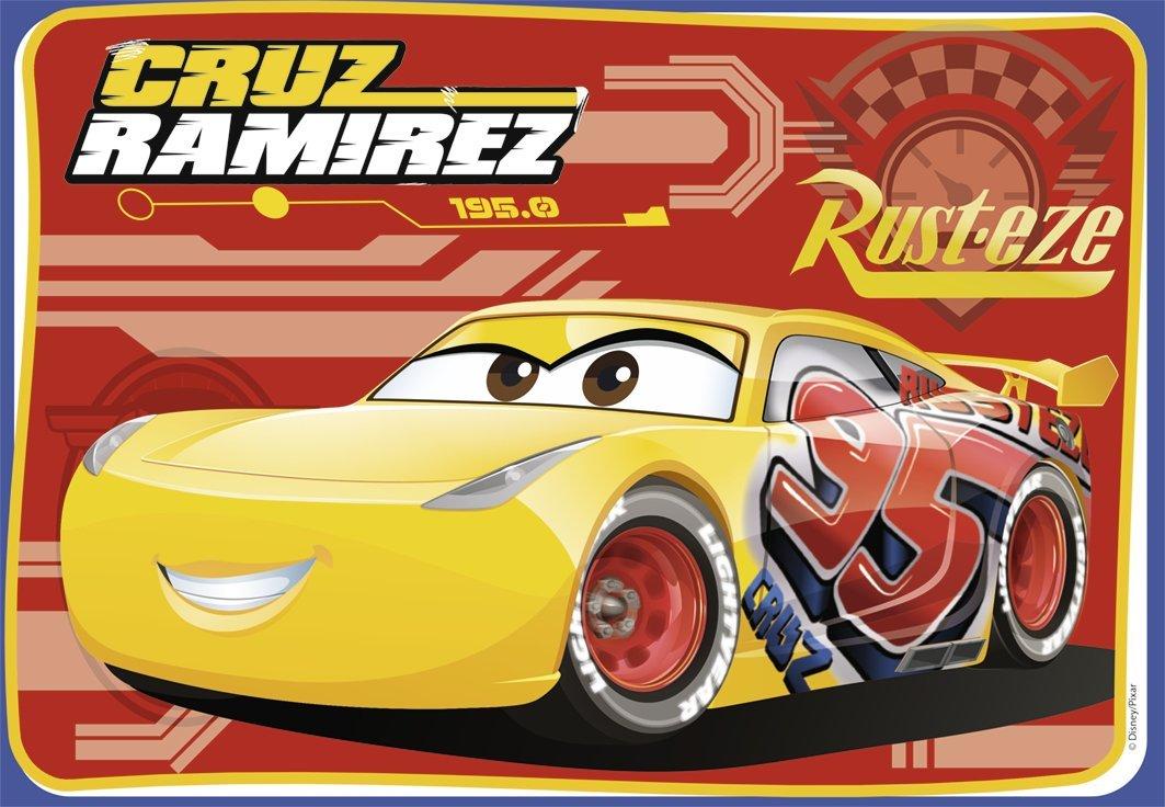 Puzzle Ravensburger Cars 3 de 2x12 Piezas