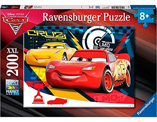 Puzzle Ravensburger Cars 3 XXL de 200 Piezas