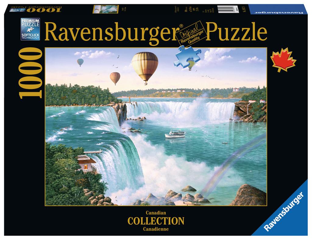 Puzzle Ravensburger Cataratas del Niagara de 1000 Piezas