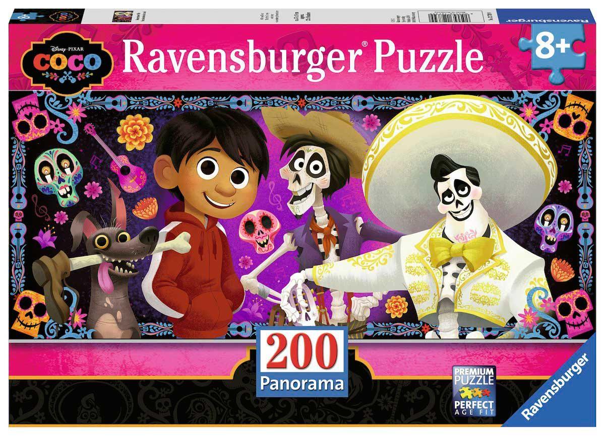 Puzzle Ravensburger Coco Panorama de 200 Piezas