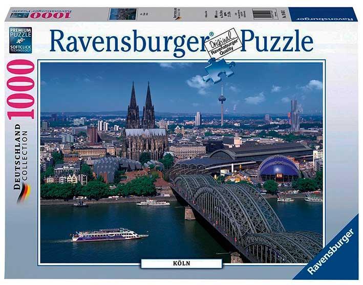 Puzzle Ravensburger Colonia de 1000 Piezas