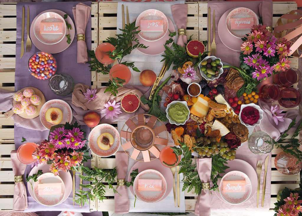 Puzzle Ravensburger Desayuno Tardío de 1000 Piezas