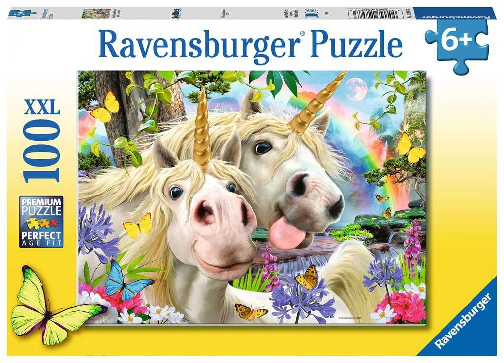 Puzzle Ravensburger Don't Worry, Be Happy XXL de 100 Piezas