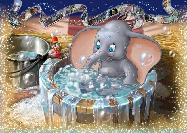 Puzzle Ravensburger Dumbo de 1000 Pieza