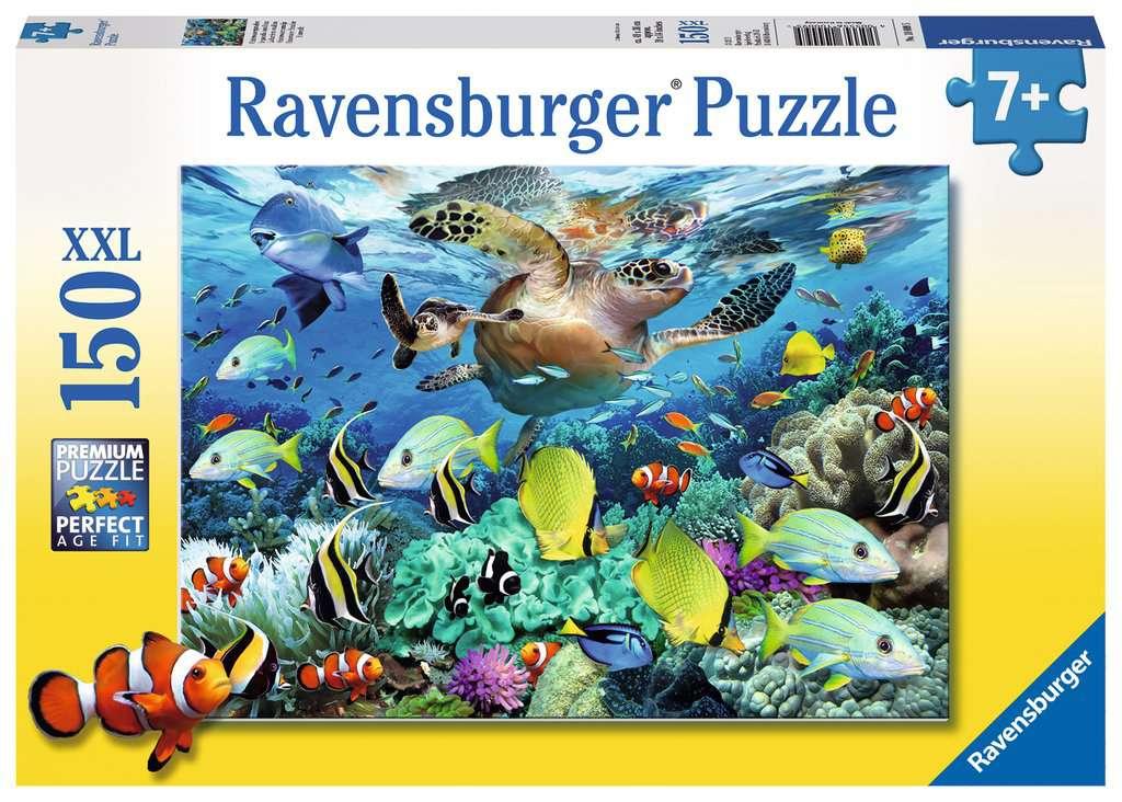 Puzzle Ravensburger El Arrecife XXL de 150 Piezas