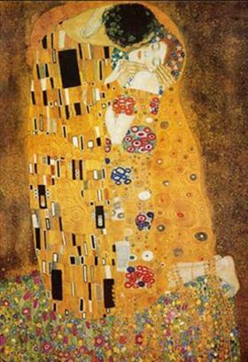 Puzzle Ravensburger El Beso de 1500 Piezas