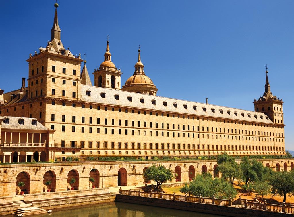 Puzzle Ravensburger El Escorial, Madrid de 300 Piezas