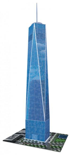 Puzzle Ravensburger El Nuevo World Trade Center 3D 216 Piezas