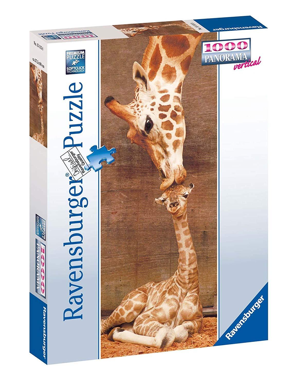 Puzzle Ravensburger El Primer Beso de 1000 Piezas