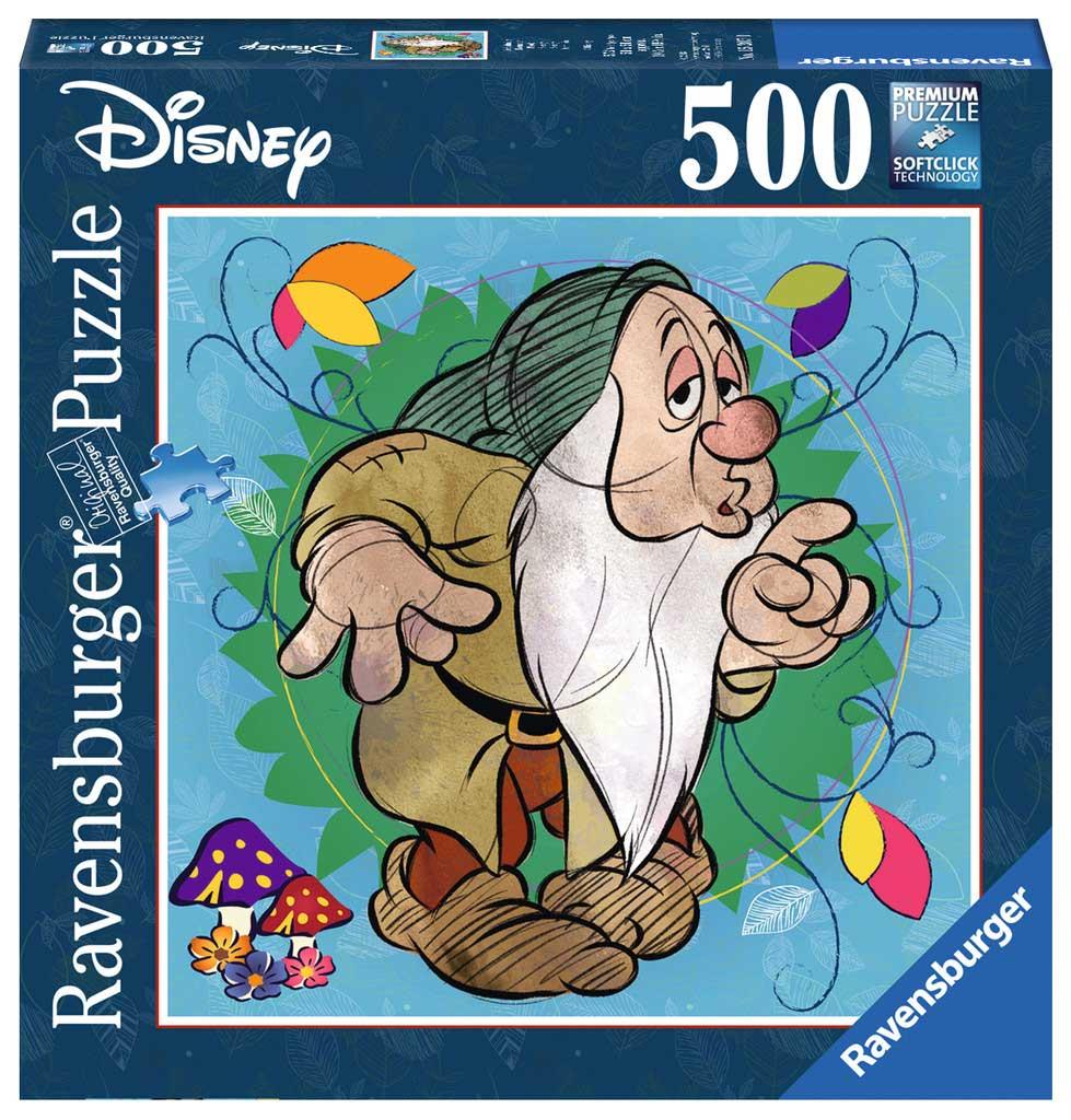 Puzzle Ravensburger Enanito Dormilón de 500 Piezas