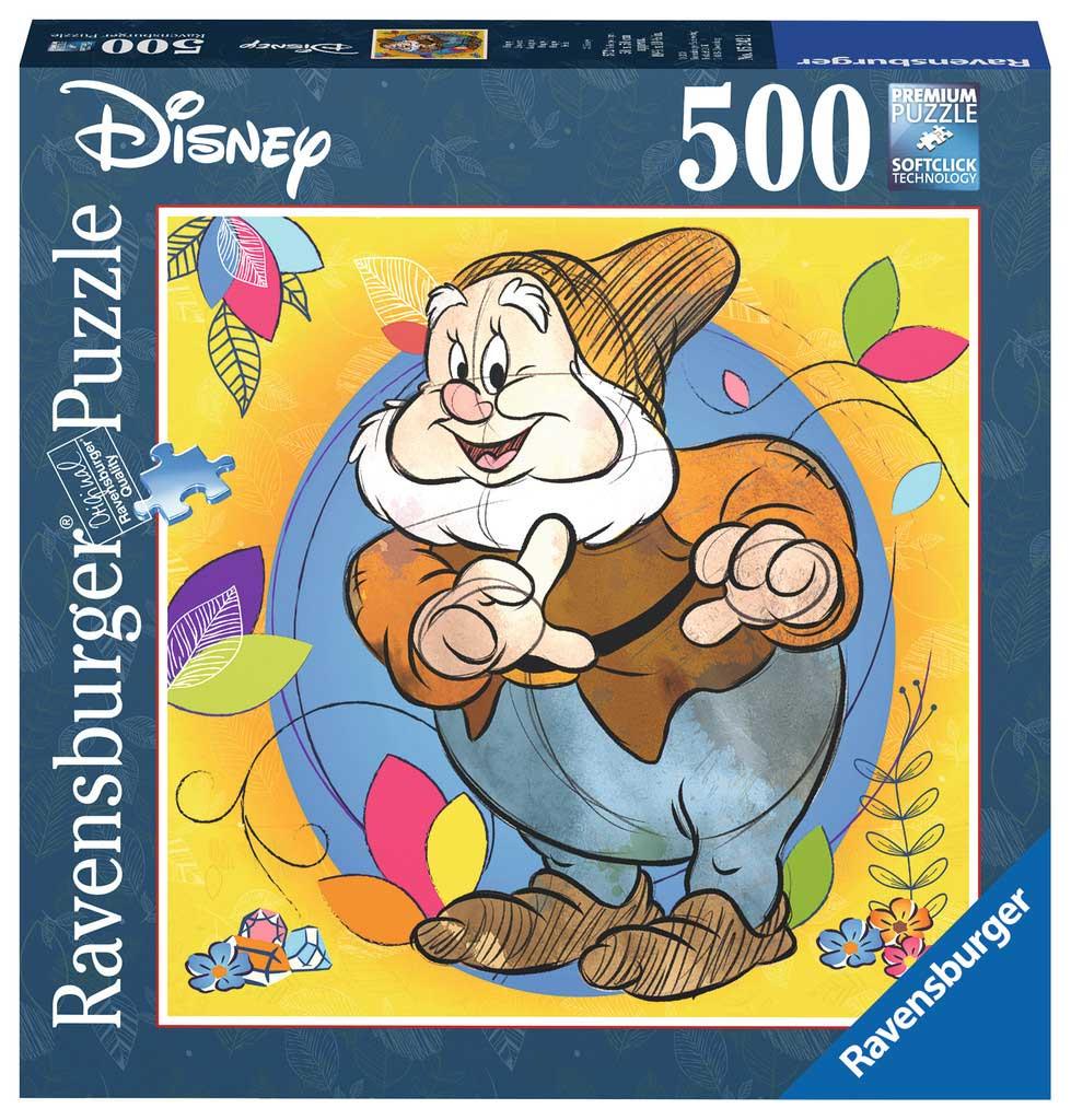 Puzzle Ravensburger Enanito Feliz de 500 Piezas