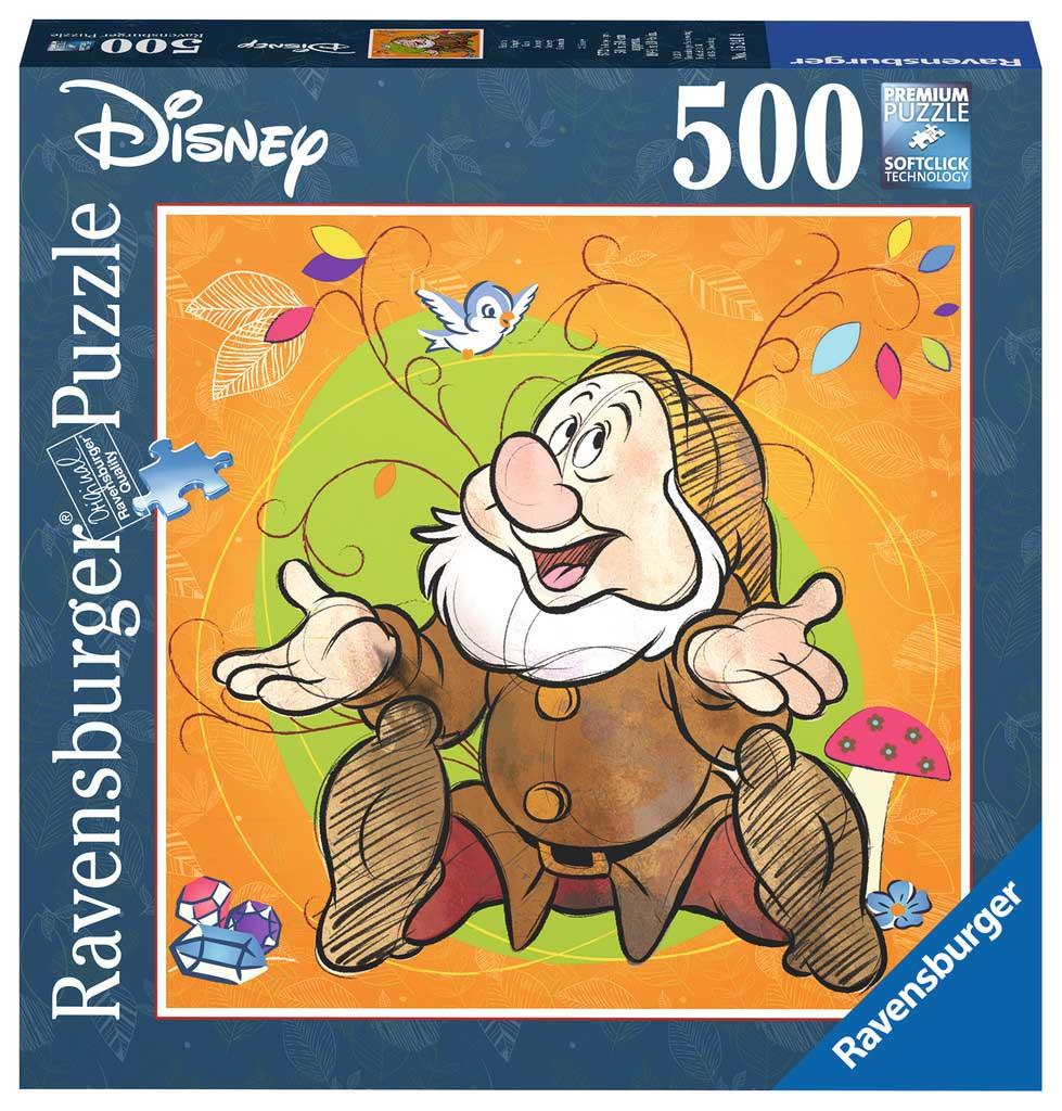 Puzzle Ravensburger Enanito Mocoso de 500 Piezas