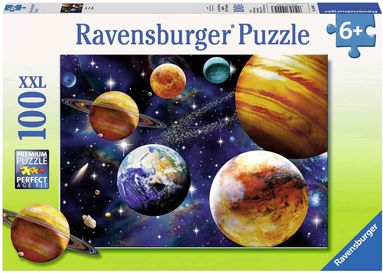 Puzzle Ravensburger Espacio XXL de 100 Piezas