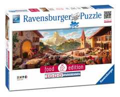 Puzzle Ravensburger Especialidades de Montaña de 1000 Piezas