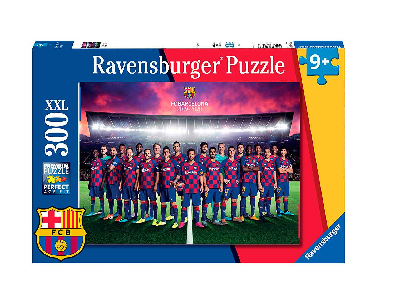 Puzzle Ravensburger FC Barcelona XXL 300 Piezas