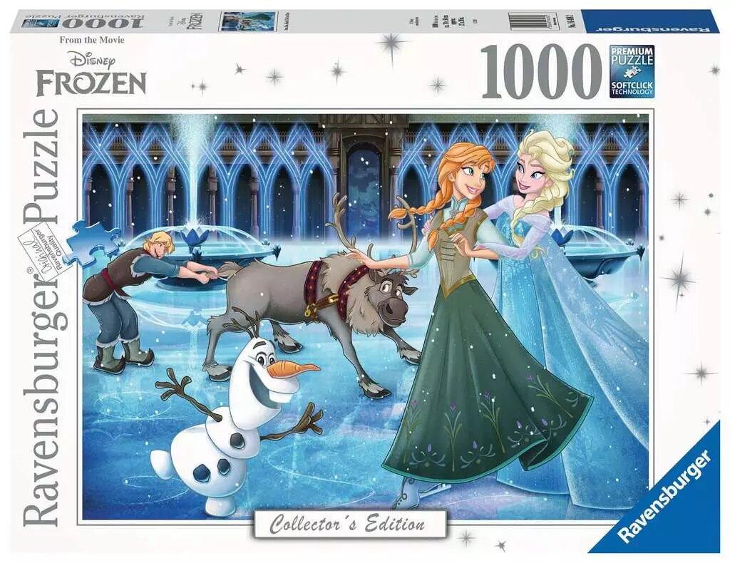 Puzzle Ravensburger Frozen 1000 Piezas