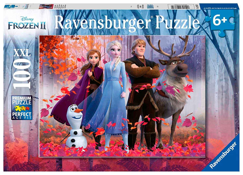 Puzzle Ravensburger Frozen 2 XXL de 100 Piezas