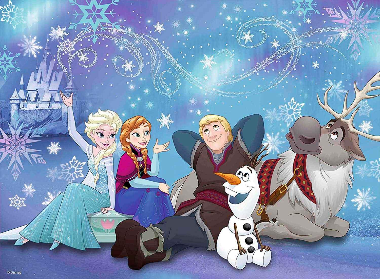 Puzzle Ravensburger Frozen XXL de 100 Piezas