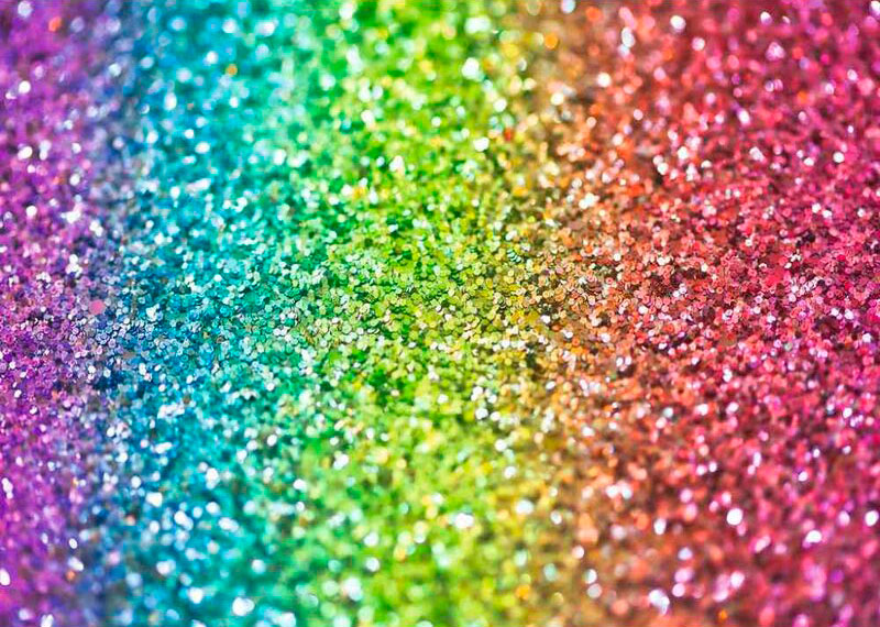 Puzzle Ravensburger Glitter Challenge 1000 Piezas