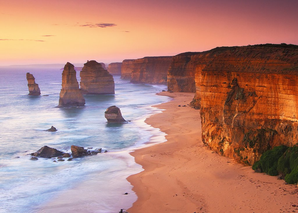 Puzzle Ravensburger Great Ocean Road, Australia de 1000 Piezas