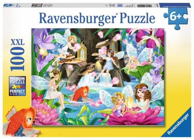 Puzzle Ravensburger Hadas Mágicas XXL de 100 Piezas