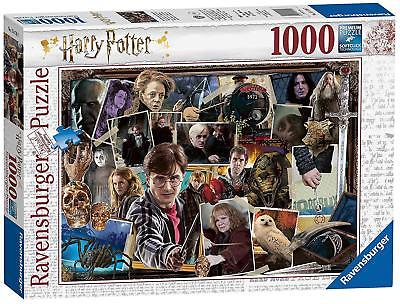 Puzzle Ravensburger Harry Potter Vs Voldemort de 1000 Piezas