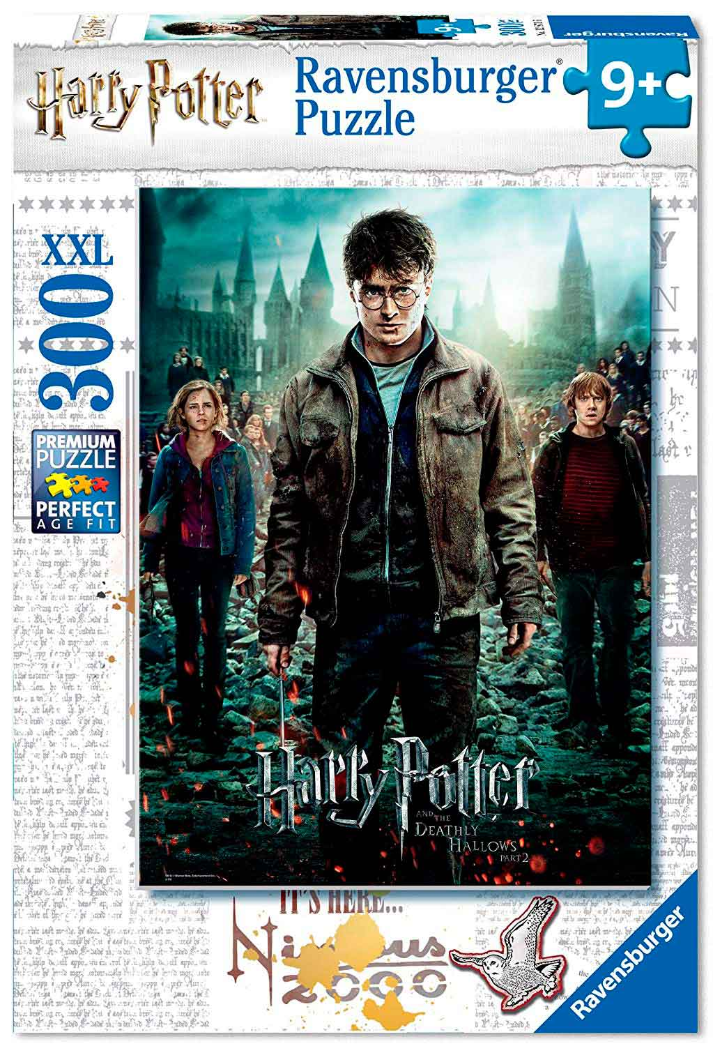 Puzzle Ravensburger Harry Potter XXL 300 Piezas