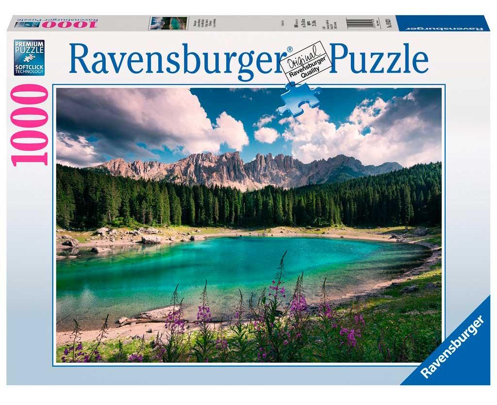 Puzzle Ravensburger Joya de los Dolomitas de 1000 Piezas