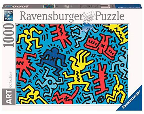 Puzzle Ravensburger Keith Haring de 1000 Piezas