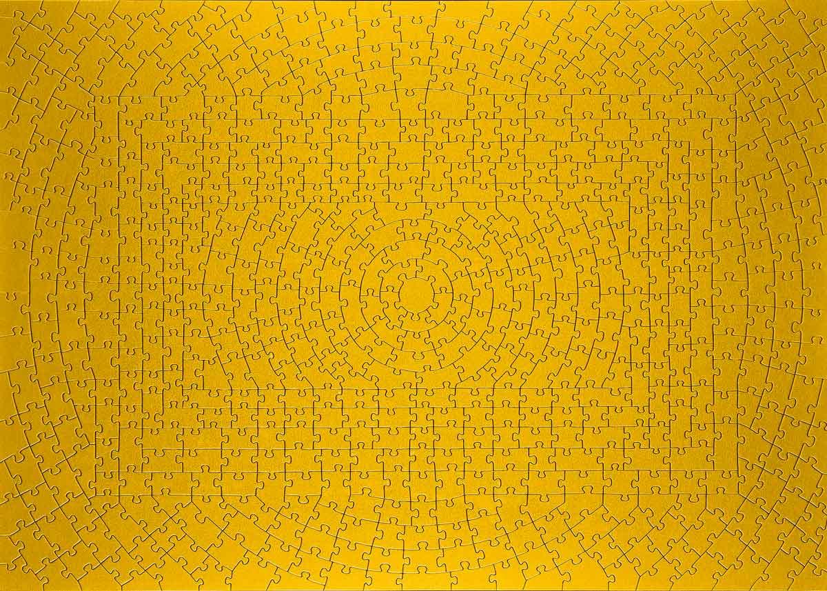 Puzzle Ravensburger Krypt Oro de 631 Piezas
