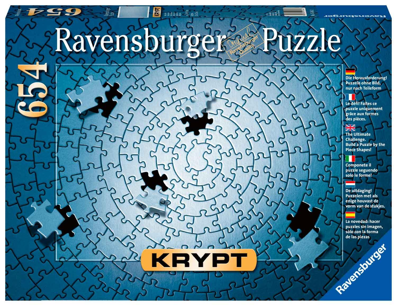 Puzzle Ravensburger Krypt Plata de 634 Piezas