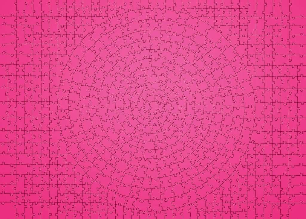 Puzzle Ravensburger Krypt Rosa de 654 Piezas