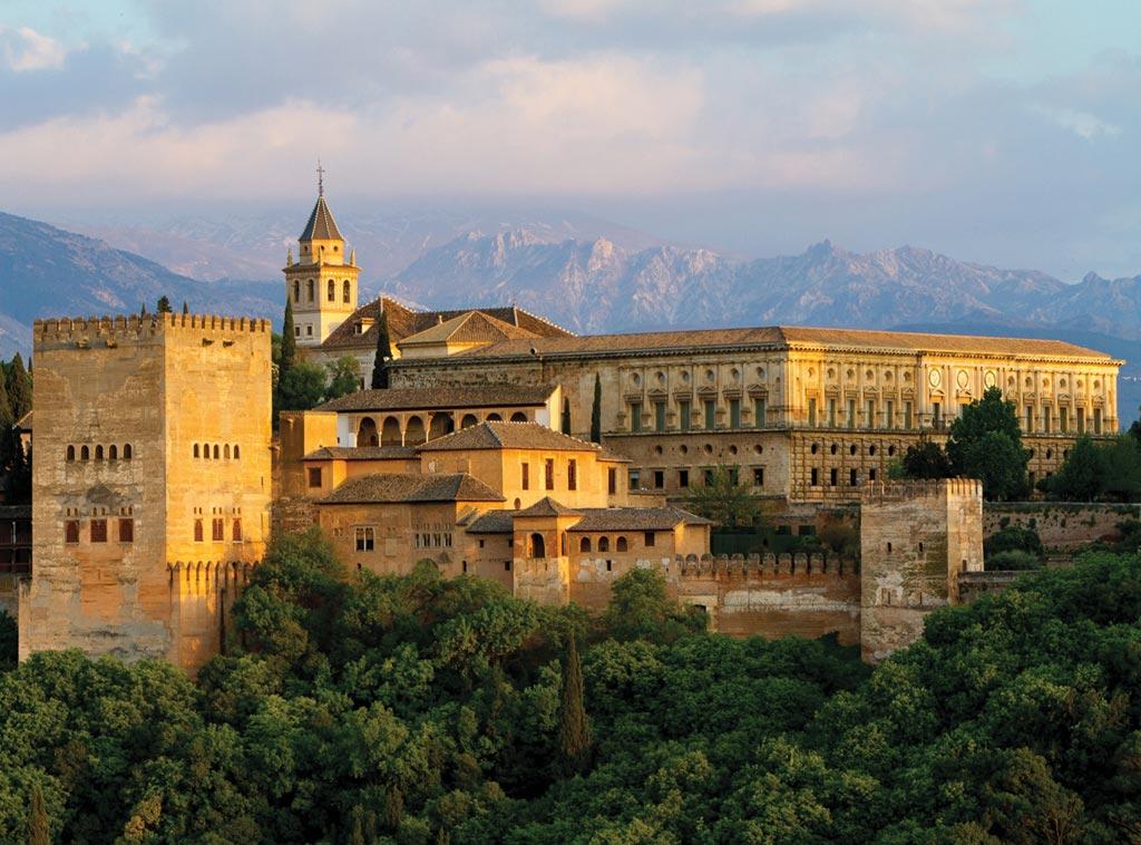 Puzzle Ravensburger La Alhambra, Granada de 300 Piezas