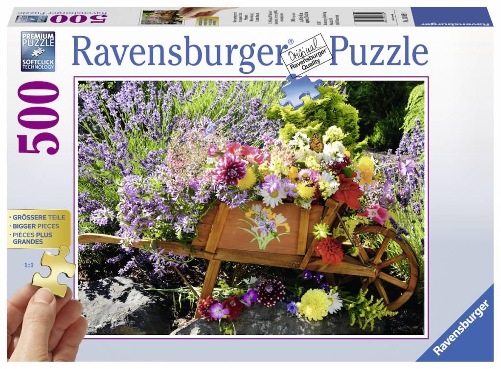 Puzzle Ravensburger La Primavera de 500 Piezas XXL