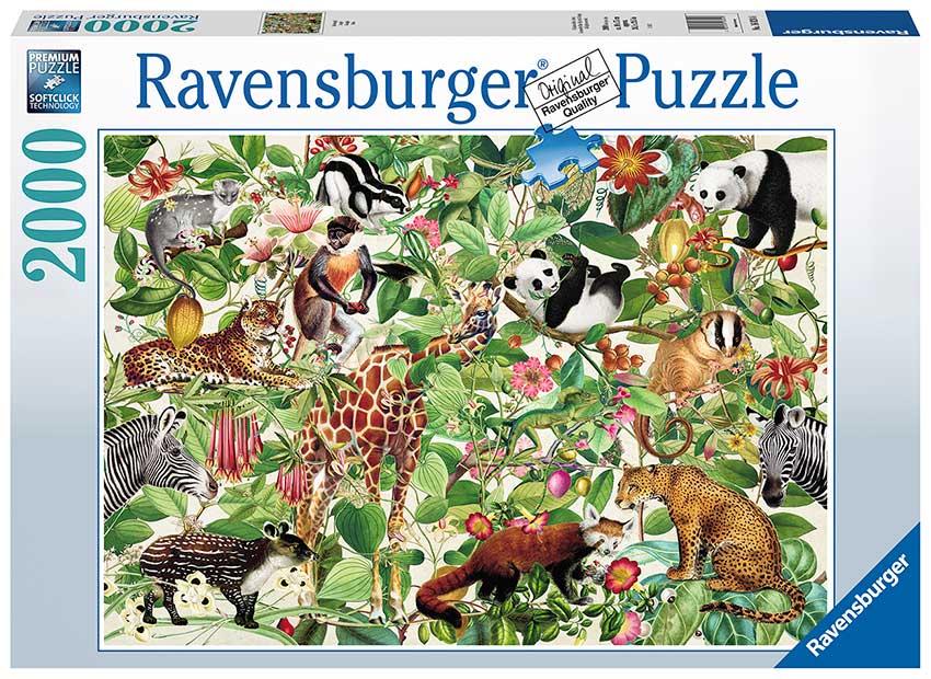 Puzzle Ravensburger La Selva de 2000 Piezas