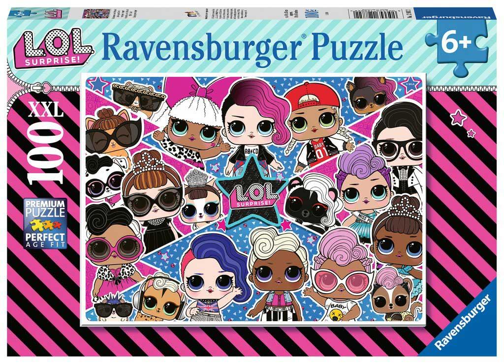 Puzzle Ravensburger LOL XXL de 100 Piezas