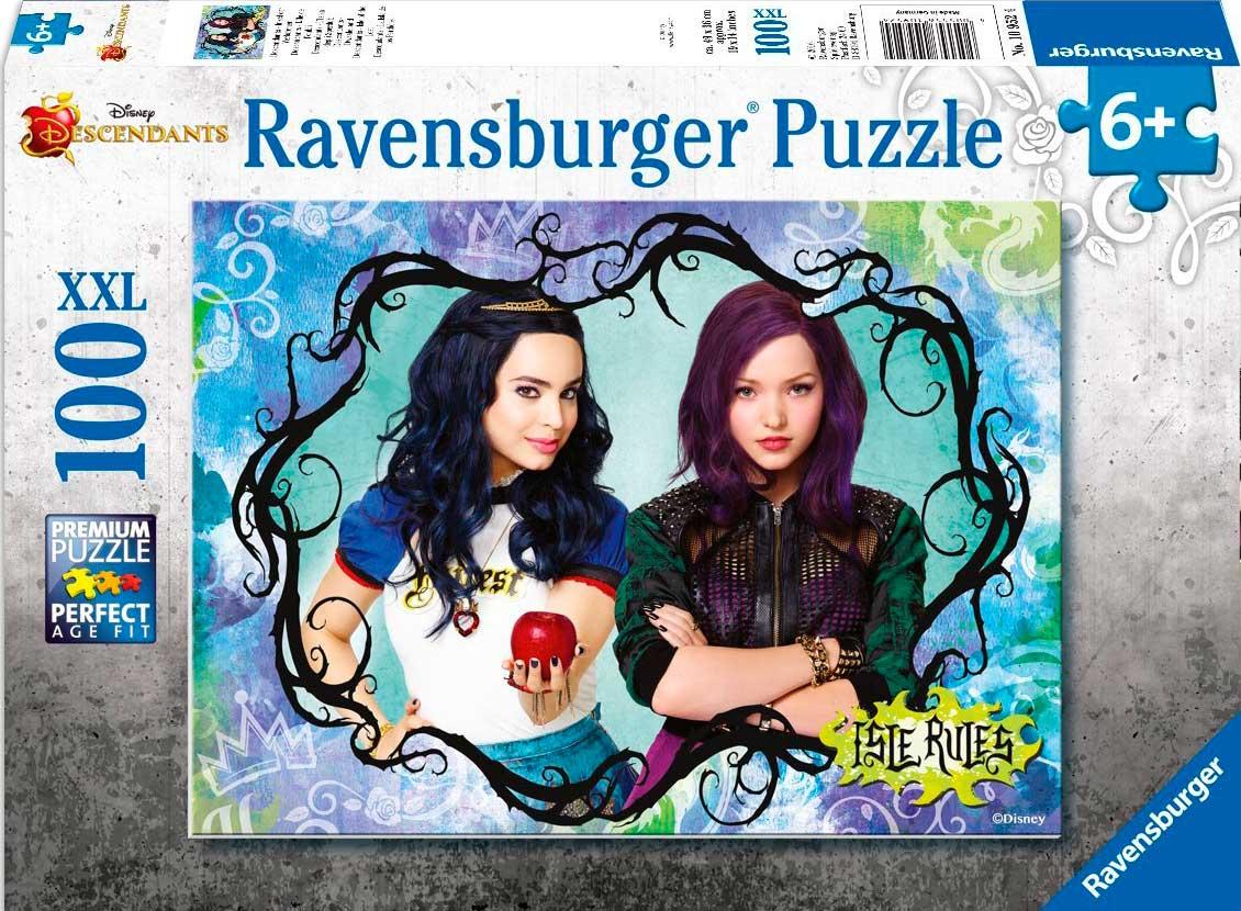 Puzzle Ravensburger Los Descendientes XXL de 100 Piezas